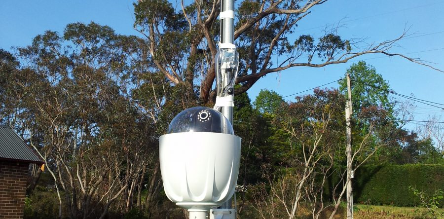 Weather and environmental monitoring